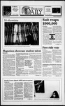 Spartan Daily, February 22, 1994 by San Jose State University, School of Journalism and Mass Communications