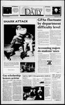 Spartan Daily, March 1, 1994 by San Jose State University, School of Journalism and Mass Communications