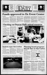 Spartan Daily, March 2, 1994 by San Jose State University, School of Journalism and Mass Communications