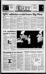 Spartan Daily, March 3, 1994 by San Jose State University, School of Journalism and Mass Communications