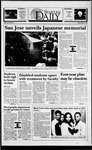 Spartan Daily, March 7, 1994 by San Jose State University, School of Journalism and Mass Communications