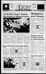 Spartan Daily, March 11, 1994 by San Jose State University, School of Journalism and Mass Communications