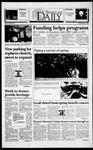 Spartan Daily, March 15, 1994 by San Jose State University, School of Journalism and Mass Communications