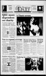 Spartan Daily, March 22, 1994 by San Jose State University, School of Journalism and Mass Communications