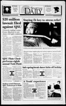 Spartan Daily, March 23, 1994 by San Jose State University, School of Journalism and Mass Communications