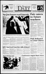 Spartan Daily, March 24, 1994 by San Jose State University, School of Journalism and Mass Communications