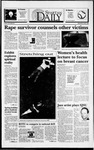 Spartan Daily, April 6, 1994 by San Jose State University, School of Journalism and Mass Communications