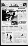 Spartan Daily, April 7, 1994 by San Jose State University, School of Journalism and Mass Communications