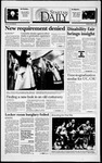 Spartan Daily, April 11, 1994 by San Jose State University, School of Journalism and Mass Communications