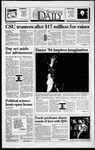 Spartan Daily, April 12, 1994 by San Jose State University, School of Journalism and Mass Communications