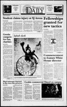 Spartan Daily, April 14, 1994 by San Jose State University, School of Journalism and Mass Communications