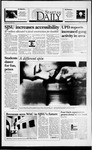 Spartan Daily, April 15, 1994 by San Jose State University, School of Journalism and Mass Communications