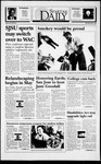 Spartan Daily, April 21, 1994 by San Jose State University, School of Journalism and Mass Communications