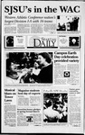 Spartan Daily, April 22, 1994 by San Jose State University, School of Journalism and Mass Communications