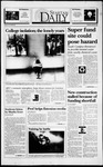 Spartan Daily, April 26, 1994 by San Jose State University, School of Journalism and Mass Communications