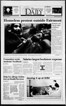 Spartan Daily, April 27, 1994 by San Jose State University, School of Journalism and Mass Communications