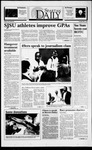 Spartan Daily, May 3, 1994 by San Jose State University, School of Journalism and Mass Communications