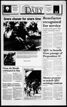Spartan Daily, May 9, 1994 by San Jose State University, School of Journalism and Mass Communications