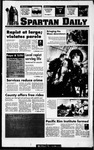 Spartan Daily, August 29, 1994 by San Jose State University, School of Journalism and Mass Communications