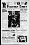 Spartan Daily, August 31, 1994 by San Jose State University, School of Journalism and Mass Communications