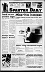 Spartan Daily, September 2, 1994 by San Jose State University, School of Journalism and Mass Communications