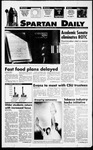 Spartan Daily, September 13, 1994 by San Jose State University, School of Journalism and Mass Communications