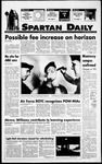 Spartan Daily, September 16, 1994 by San Jose State University, School of Journalism and Mass Communications