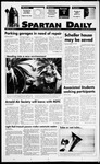 Spartan Daily, September 20, 1994 by San Jose State University, School of Journalism and Mass Communications