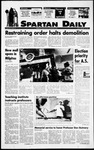 Spartan Daily, September 23, 1994 by San Jose State University, School of Journalism and Mass Communications