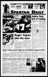 Spartan Daily, September 26, 1994 by San Jose State University, School of Journalism and Mass Communications
