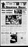 Spartan Daily, September 27, 1994 by San Jose State University, School of Journalism and Mass Communications
