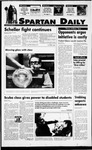 Spartan Daily, September 28, 1994 by San Jose State University, School of Journalism and Mass Communications