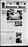 Spartan Daily, September 30, 1994 by San Jose State University, School of Journalism and Mass Communications
