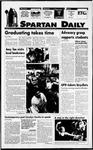 Spartan Daily, October 6, 1994 by San Jose State University, School of Journalism and Mass Communications