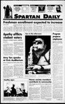 Spartan Daily, October 7, 1994 by San Jose State University, School of Journalism and Mass Communications