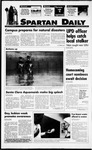 Spartan Daily, October 19, 1994 by San Jose State University, School of Journalism and Mass Communications