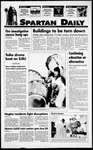 Spartan Daily, October 20, 1994 by San Jose State University, School of Journalism and Mass Communications