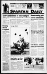 Spartan Daily, October 24, 1994 by San Jose State University, School of Journalism and Mass Communications