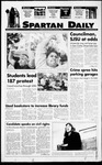 Spartan Daily, October 28, 1994 by San Jose State University, School of Journalism and Mass Communications