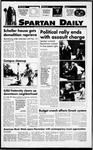 Spartan Daily, October 31, 1994