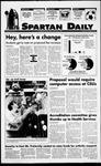 Spartan Daily, November 2, 1994