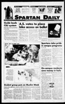 Spartan Daily, November 4, 1994 by San Jose State University, School of Journalism and Mass Communications