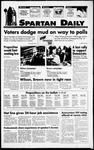 Spartan Daily, November 8, 1994