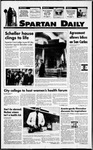 Spartan Daily, November 11, 1994 by San Jose State University, School of Journalism and Mass Communications