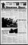 Spartan Daily, November 21, 1994 by San Jose State University, School of Journalism and Mass Communications