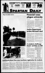 Spartan Daily, November 23, 1994 by San Jose State University, School of Journalism and Mass Communications
