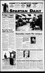 Spartan Daily, November 29, 1994 by San Jose State University, School of Journalism and Mass Communications