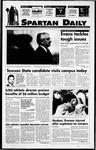 Spartan Daily, November 30, 1994 by San Jose State University, School of Journalism and Mass Communications