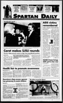 Spartan Daily, December 1, 1994 by San Jose State University, School of Journalism and Mass Communications
