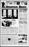 Spartan Daily, December 2, 1994 by San Jose State University, School of Journalism and Mass Communications